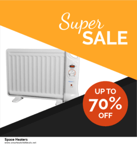 7 Best Space Heaters Black Friday 2021 and Cyber Monday Deals [Up to 30% Discount]