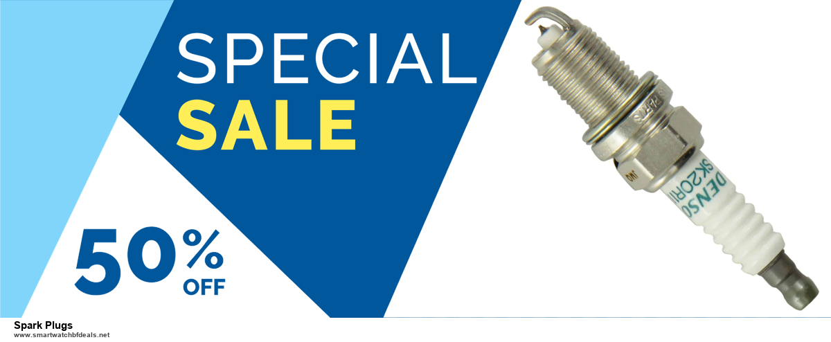 9 Best Black Friday and Cyber Monday Spark Plugs Deals 2020 [Up to 40% OFF]
