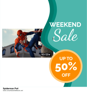 10 Best Black Friday 2020 and Cyber Monday  Spiderman Ps4 Deals | 40% OFF