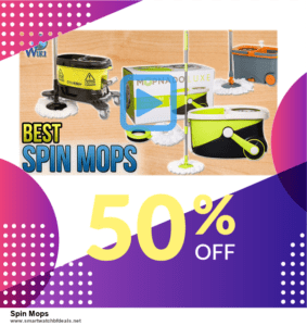 13 Exclusive Black Friday and Cyber Monday Spin Mops Deals 2020