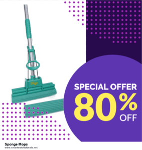 13 Best Black Friday and Cyber Monday 2020 Sponge Mops Deals [Up to 50% OFF]