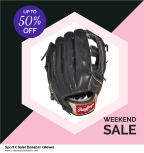 Top 5 Black Friday 2020 and Cyber Monday Sport Chalet Baseball Gloves Deals [Grab Now]