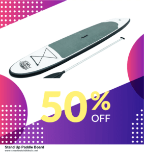 9 Best Black Friday and Cyber Monday Stand Up Paddle Board Deals 2020 [Up to 40% OFF]