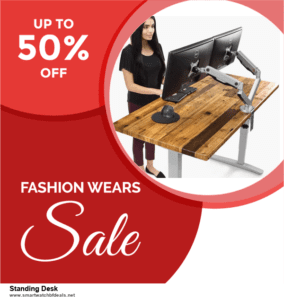 13 Best Black Friday and Cyber Monday 2020 Standing Desk Deals [Up to 50% OFF]