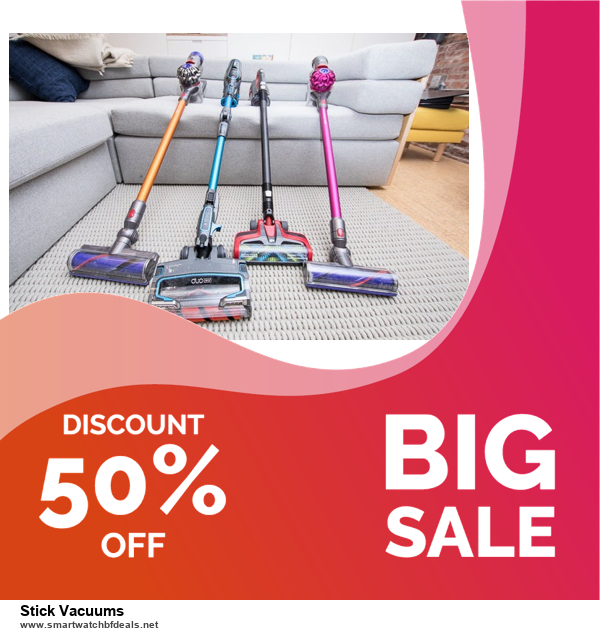 Top 5 Black Friday and Cyber Monday Stick Vacuums Deals 2020 Buy Now