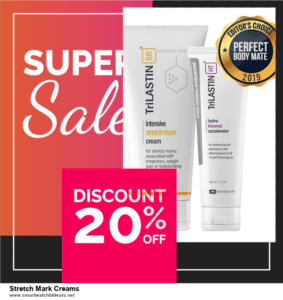 Top 5 Black Friday and Cyber Monday Stretch Mark Creams Deals 2020 Buy Now