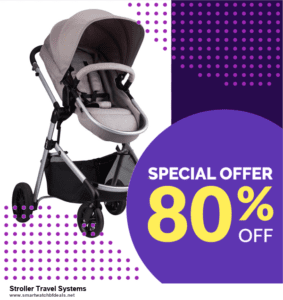 Grab 10 Best Black Friday and Cyber Monday Stroller Travel Systems Deals & Sales