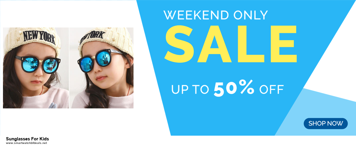 Top 10 Sunglasses For Kids Black Friday 2020 and Cyber Monday Deals
