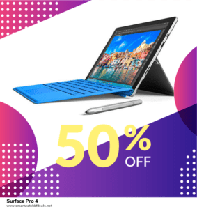 Top 11 Black Friday and Cyber Monday Surface Pro 4 2020 Deals Massive Discount