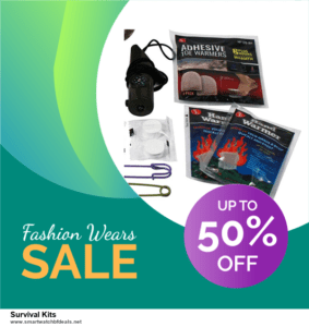 Top 5 Black Friday and Cyber Monday Survival Kits Deals 2020 Buy Now