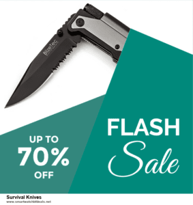 13 Best Black Friday and Cyber Monday 2020 Survival Knives Deals [Up to 50% OFF]