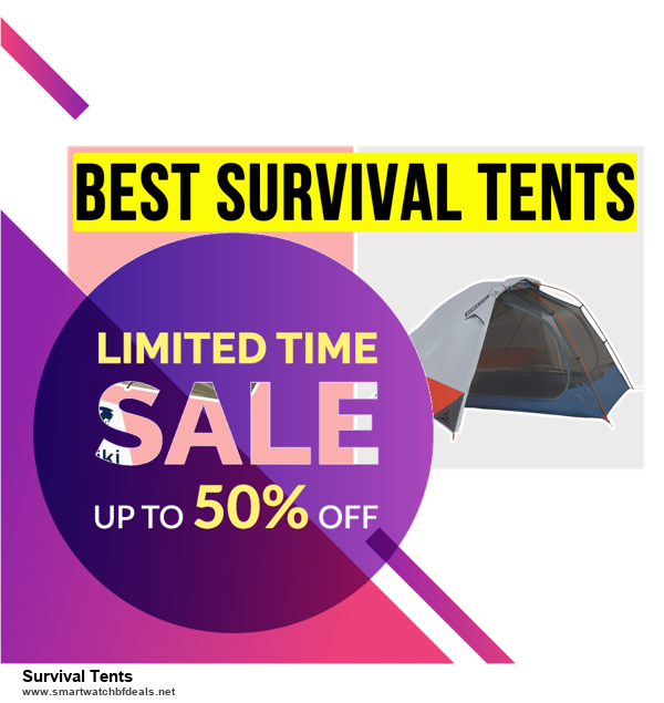 Grab 10 Best Black Friday and Cyber Monday Survival Tents Deals & Sales