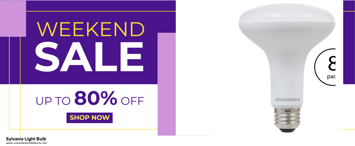 13 Best Black Friday and Cyber Monday 2020 Sylvania Light Bulb Deals [Up to 50% OFF]