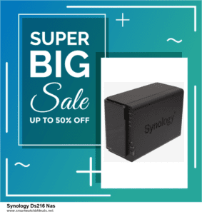 Grab 10 Best Black Friday and Cyber Monday Synology Ds216 Nas Deals & Sales