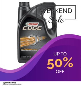 Top 11 Black Friday and Cyber Monday Synthetic Oils 2021 Deals Massive Discount