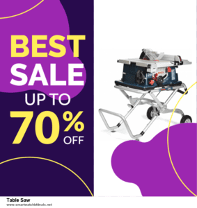 9 Best Table Saw Black Friday 2020 and Cyber Monday Deals Sales