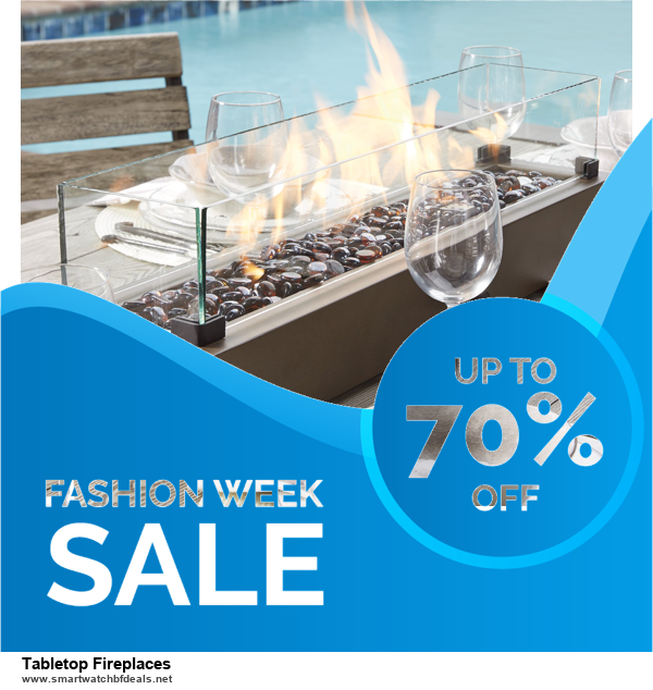 Top 5 Black Friday and Cyber Monday Tabletop Fireplaces Deals 2020 Buy Now