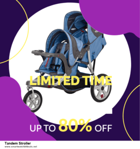 List of 10 Best Black Friday and Cyber Monday Tandem Stroller Deals 2020