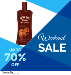 9 Best Tanning Oils Black Friday 2020 and Cyber Monday Deals Sales