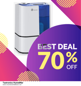 9 Best Black Friday and Cyber Monday Taotronics Humidifier Deals 2020 [Up to 40% OFF]