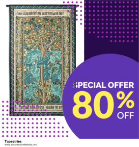5 Best Tapestries Black Friday 2021 and Cyber Monday Deals & Sales