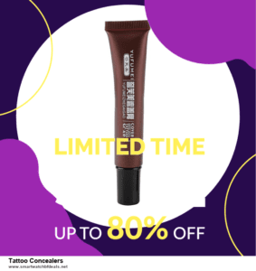 Top 10 Tattoo Concealers Black Friday 2020 and Cyber Monday Deals