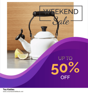 13 Best Black Friday and Cyber Monday 2020 Tea Kettles Deals [Up to 50% OFF]