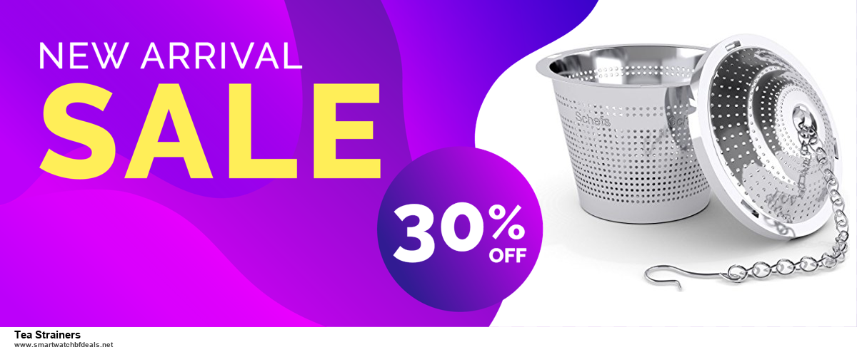 Top 5 Black Friday 2020 and Cyber Monday Tea Strainers Deals [Grab Now]