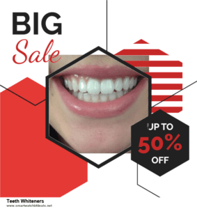 13 Best Black Friday and Cyber Monday 2020 Teeth Whiteners Deals [Up to 50% OFF]