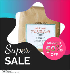 9 Best Teff Flours Black Friday 2020 and Cyber Monday Deals Sales
