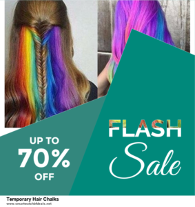 List of 6 Temporary Hair Chalks Black Friday 2020 and Cyber MondayDeals [Extra 50% Discount]