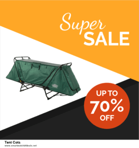 Top 10 Tent Cots Black Friday 2020 and Cyber Monday Deals