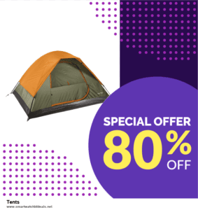 9 Best Black Friday and Cyber Monday Tents Deals 2020 [Up to 40% OFF]