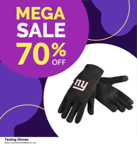 6 Best Texting Gloves Black Friday 2020 and Cyber Monday Deals | Huge Discount