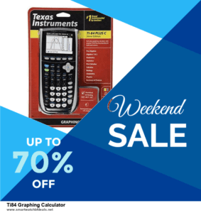 Top 5 Black Friday and Cyber Monday Ti84 Graphing Calculator Deals 2020 Buy Now