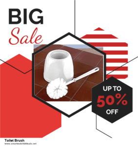 Grab 10 Best Black Friday and Cyber Monday Toilet Brush Deals & Sales