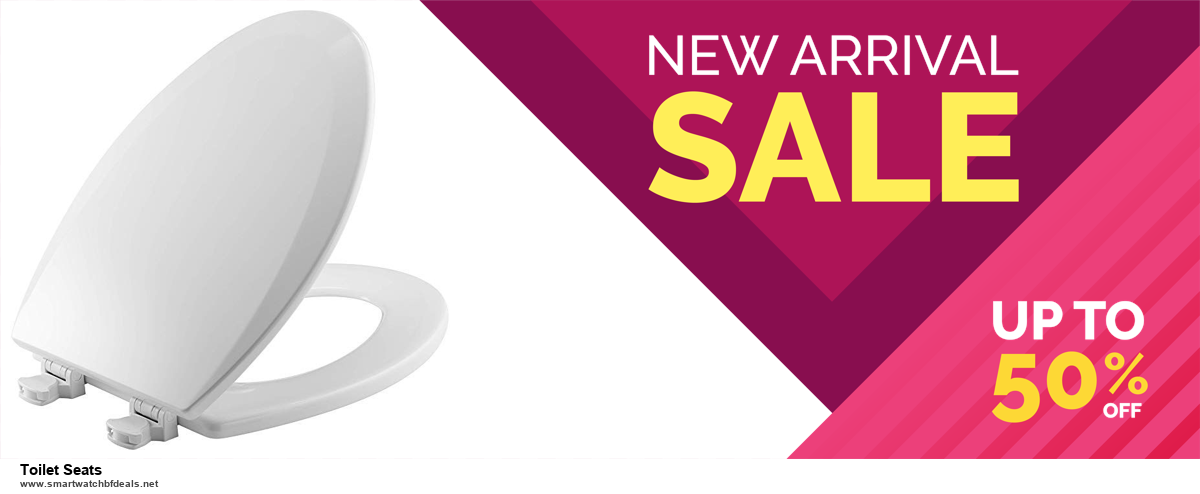 List of 6 Toilet Seats Black Friday 2020 and Cyber MondayDeals [Extra 50% Discount]