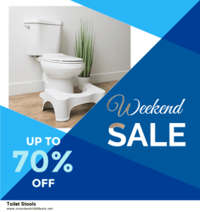 10 Best Toilet Stools Black Friday 2020 and Cyber Monday Deals Discount Coupons