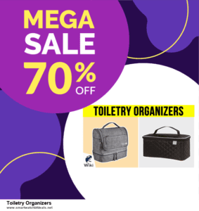 Top 11 Black Friday and Cyber Monday Toiletry Organizers 2020 Deals Massive Discount