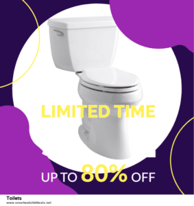 6 Best Toilets Black Friday 2020 and Cyber Monday Deals | Huge Discount