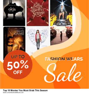 7 Best Top 10 Movies You Must Grab This Season Black Friday 2020 and Cyber Monday Deals [Up to 30% Discount]