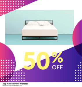 5 Best Top Rated Online Mattress Black Friday 2020 and Cyber Monday Deals & Sales