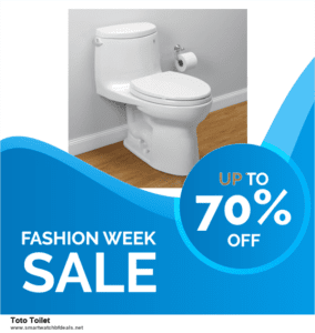 Grab 10 Best Black Friday and Cyber Monday Toto Toilet Deals & Sales