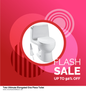 List of 10 Best Black Friday and Cyber Monday Toto Ultimate Elongated One Piece Toilet Deals 2020