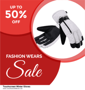 Top 11 Black Friday and Cyber Monday Touchscreen Winter Gloves 2020 Deals Massive Discount
