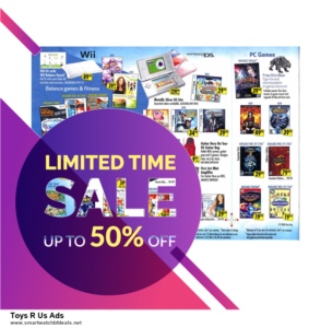 10 Best Toys R Us Ads Black Friday 2020 and Cyber Monday Deals Discount Coupons