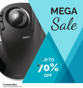 Top 5 Black Friday and Cyber Monday Trackball Mice Deals 2020 Buy Now