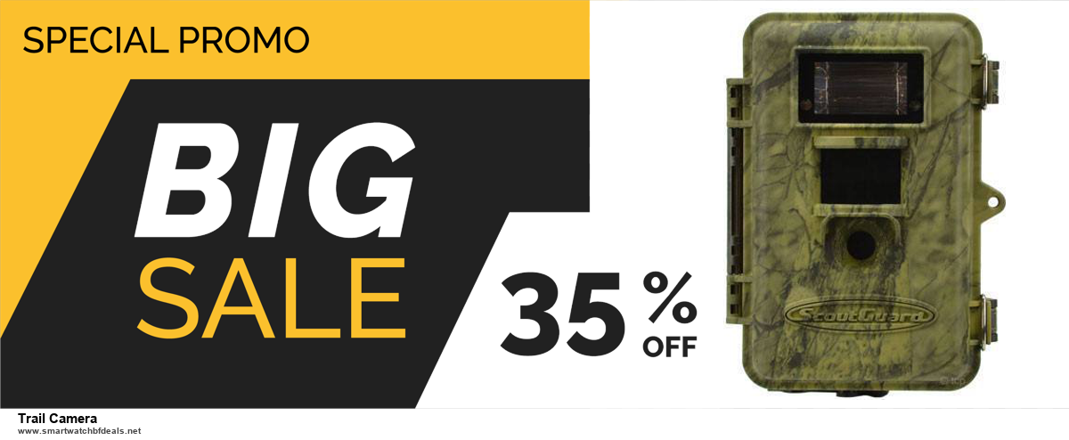 10 Best Black Friday 2020 and Cyber Monday Trail Camera Deals | 40% OFF