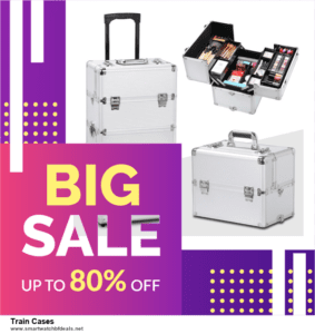 7 Best Train Cases Black Friday 2020 and Cyber Monday Deals [Up to 30% Discount]