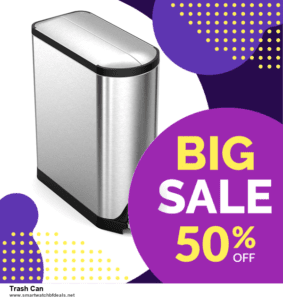 9 Best Trash Can Black Friday 2020 and Cyber Monday Deals Sales